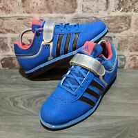 Adidas Shoes UK 8 (42) Mens/Womens Powerlifting Gym Trainers Weightlifting