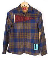 SCOTCH & SHRUNK Kinder Freizeit Flanell Hemd Größe 12/152 BAZ1051