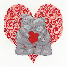 DMC Punto Croce Kit-Tatty Teddy-Love Bears