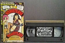 VARIETEASE Something Weird Video -VHS - BETTIE PAGE LILI ST CYR VINTAGE Classic