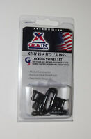 Grovtec Detachable Locking Swivel Set for Ithaca M37 Deerslayer - GTSW-26