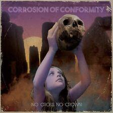 CORROSION OF CONFORMITY / NO CROSS NO CROWN * NEW DIGIPAK CD 2018 * NEU *