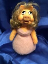"""Fisher Price Toys Miss Piggy By Jim Henson Color Pink, High  6 1/4"""""""