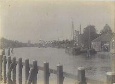 Broek in Waterland Pays-Bas Nederland Vintage argentique sept. 1905