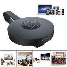 Chromecast Streaming Media Google Hdmi Digital 1080p Charcoal Device Wifi