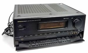 Onkyo TX-SV909PRO Audio Video Control Tuner Amplifier TESTED AND WORKING