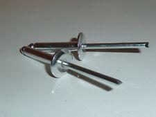 Blindniete Großkopf Ø 3,2 - 4 - 4,8 - 5mm Alu/Stahl *** MULTIRABATT ***