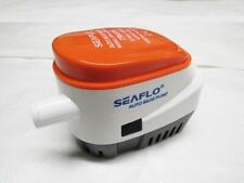 SEAFLO SFBPFA07A 12V 750GPH Submersible Bilge Pump with Water Float Switch