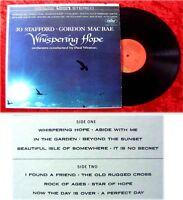 LP Jo Stafford Gordon MacRae Whispering Hope