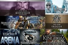 Medieval II: Total War Collection Shogun Viking ARENA Steam key RegionFree NOVPN