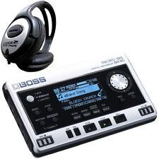Boss BR-80 Multi-Lane Recorder + Headphones