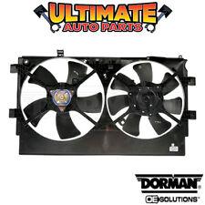 Radiator Cooling Dual Fan (2.4L) for 15-18 Mitsubishi Outlander Sport