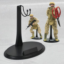 1/6 Scale Action man Figure Display Stand Base For Hot Toys BBI Sideshow U Type