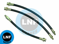 FORD E100 ECONOLINE Panel Van BRAKE HOSE FRONT REAR X3 61 62 63 64 65 1961-1965