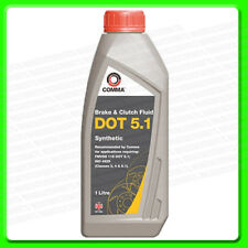 * Pack of 2 * DOT 5.1 Synthetic Brake Fluid [BF51L] Mixes with DOT 3 & DOT 4