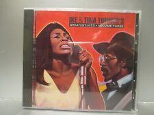 Ike & Tina Turner's Greatest Hits,Vol.3 by Ike & Tina Turner (CD,1989) Brand New