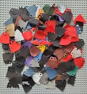 LEGO Minifigure Capes Lot X 5 AUTHENTIC RANDOM PULL