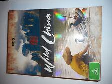 WILD CHINA DVD SET,BBC SERIES