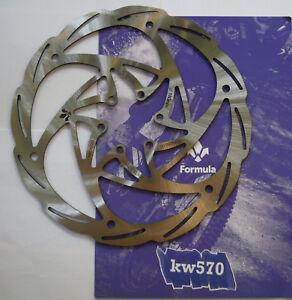 "Formula - One disk rotor CURA 180mm/7"" version 1-piece 6h FD54056-00 FD791801PN"