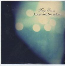 (EM813) Terry Emm, Loved And Never Lost - 2013 DJ CD