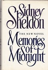Memories of Midnight by Sidney Sheldon 1990