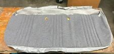 NOS 1995-1999 Chevy C/K 1500 2500 3500 Bench Seat Covers Gray 12549834 12549833