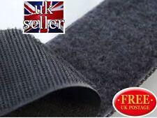 VELCRO® Brand 50mm Sew on Tape  Black 1 metre Hook & 1 metre Loop