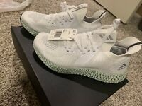 Adidas Running AlphaEdge 4D-Ultraboost White Reflective Men Limited-FastShipping