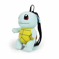 Pokemon Squirtle 14 inch Plush Toy Backpack