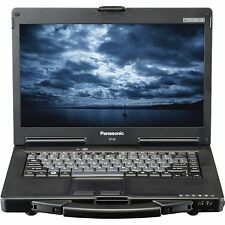 Panasonic Toughbook CF-53, i3-2310M@2.10GHz, 4GB, 320GB, Win7Pro