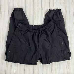 Columbia Mens Size 3XL Black Nylon Ski Snow Pants