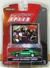 Greenlight Green Machine SPEED PINKS Custom 1989 Pontiac Firebird 1/64 Series 2