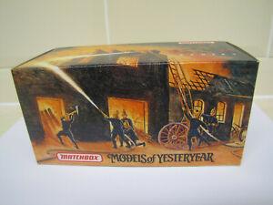 Matchbox Models of Yesteryear - Fire Engine 1920 Mack AC MIB