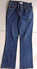 Women's Jones New York Jeans Signature Stretch Dark Wash Denim Jeans size 6