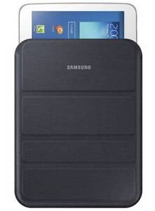 """New Samsung Galaxy Tab 3 Stand Pouch Case for 7.0"""" Tablets - Black"""