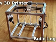 HyperCube 3D printer t-slot frame kit - PD-tech 2020 20mm extrusion metal only