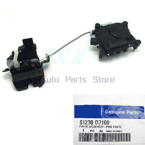 For Hyundai Tucson 2016-2018 Rear Tail Gate Latch Liftgate Power Actuator Motor_