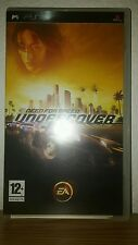 Need For Speed Undercover. .  Psp .Ed. Española.