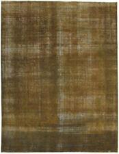 Feiner Vintage Jean wash Antik Look Perser Teppich Orientteppich 3,75 X 2,83