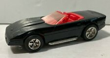 TootsieToy Hard Body Die-Cast Metal 1986 Chevy Corvette Roadster Vintage