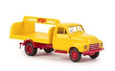"Opel Blitz getränkeaufbau "" Tropical "", H0 Car Model 1:87, Brekina 35330"