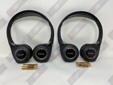 GM Cadillac Entertainment System Headphone Set New