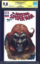 Amazing Spider-Man #1 BLANK CGC SS 9.8 HOBGOBLIN Gouache PAINTING Desjardins