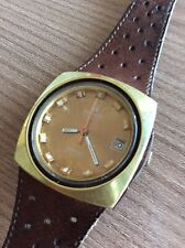 TISSOT SIDERAL ELECTRONIC SWISS ESA ANNI 70 - VINTAGE WATCH TRANSISTOR 70s