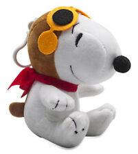 Snoopy Plüschtier 12 cm mit Anhänger Die Peanuts