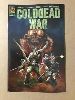Cold Dead War #2 George C. Romero Heavy Metal Comics