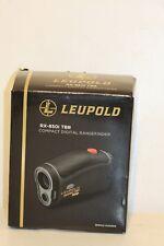 Leupold Rx-850i Tbr Dna 3 Reticles Black/Gray Laser Rangefinder 120465