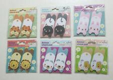 Sticker Notes Cute Kawaii Cartoon Animals Adhesive Post It Check Pad Bookmark