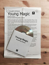 Young Magic Breathing Statues Promo CD 2014 Carpark Records