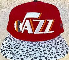 New Era Utah Jazz pebble hook custom 7 5/8